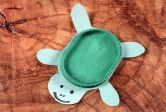Cap Turtle Paper Weight