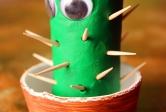 Clay Cactus