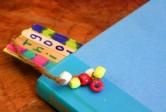 Craft Stick Bookmark