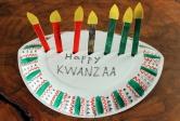 Kwanzaa Kinara