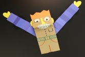 Paper Bag Puppet Pal