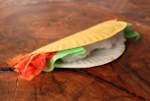 Paper Plate Taco