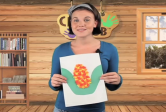 Tissue Paper Corn